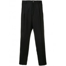 Ader Error Cropped Trousers BK BLACK Rayon 30% Men's Cropped Trousers 13302612 PAVYFPD