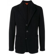 Barena Single Breasted Fitted Blazer 170 navy Polyamide 7% Men's Casual Blazers 13332499 HRJRVCB