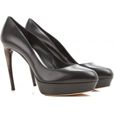 Alexander McQueen Shoes for Women Black  Pumps Item code:412864 QOVUCAH