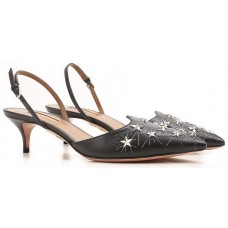 Aquazzura Shoes for Women Black  Pumps Item code:408875 DVQFXDH