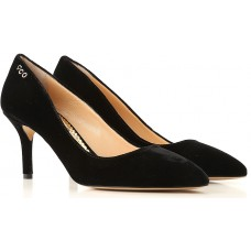Fall - Winter 2018/19 Charlotte Olympia Shoes for Women Black  Pumps Item code:486582 LLUCDJT