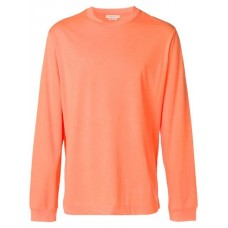 1017 Alyx 9SM Printed Sweatshirt 043 orange Cotton 100% Men's Sweatshirts 13189567 KMRNIGT