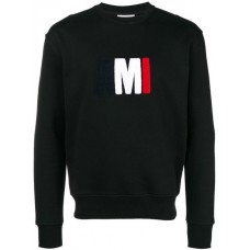 Ami Alexandre Mattiussi Big Ami Sweatshirt 001 BLACK Cotton 100% Men's Sweatshirts 13246888 DTDCIEC