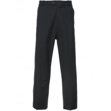 Adaptation Cropped Tailored Trousers BLACK & GREY Wool 100% Men's Cropped Trousers 13046161 ECXTTGJ
