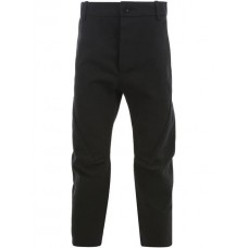 Cedric Jacquemyn Cropped Tailored Trousers FA264 BLACK Cotton 90% Men's Cropped Trousers 13292342 VAPVFWS