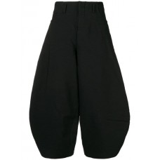 Comme Des Garçons Homme Plus Balloon Leg Cropped Trousers 1 Polyester 100% Men's Cropped Trousers 13081834 TYHDMNA
