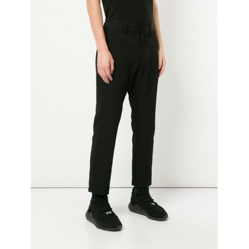 Kazuyuki Kumagai Cropped Trousers 930 Triacetate 75% Men's Cropped Trousers 13354228 OUIXDDO