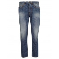 - Mauro Grifoni Distressed Jeans - Men's Jeans WFGNJMY