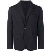 Aspesi Single Breasted Blazer 01241 BLACK Polyamide 100% Men's Casual Blazers 13347106 OSTEVXN