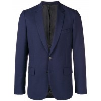 Paul Smith Single Breasted Blazer 43 Cupro 100% Men's Casual Blazers 13393545 LHPQFNG
