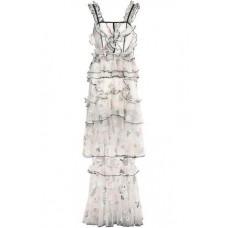 ALICE McCALL She Moves Me tiered embroidered tulle gown Ivory New Products Discount 1188406768875192 fdCCuzzj