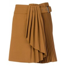 Alberta Ferretti Pleated Skirt 0098 MULTICOLOR Wool 96% Women's Pleated Skirts 13185983 WKETZJJ