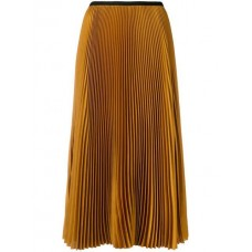 Blanca Pleated Midi Skirt INKA Polyester 100% Women's Pleated Skirts 13380528 UJWTFXG
