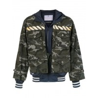 À La Garçonne New Era Covered up Jacket VERDE Cotton 100% Women's Oversized Jackets 12948790 MVTMAZQ