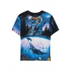 OPENING CEREMONY Printed cotton-jersey T-shirt Black 100% Cotton 1050808997731 nTUprolD