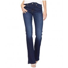 7 For All Mankind A Pocket w/ Contrast A in Midnight Moon Choose Women's Size 9151404 ULSQBHT