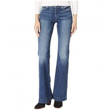 7 For All Mankind Dojo Trousers in Lake Blue Choose Women's Size 9195363 LDLWNLX