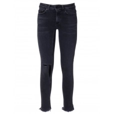 - Dondup Ripped Detail Jeans - Women's Jeans MZQGABX
