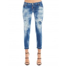 - Dsquared2 'jennifer Cropped' Jeans - Women's Jeans XHBSAAP