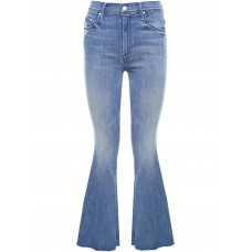 - Mother The Weekender Mid-rise Jeans - Women's Jeans DCZZEXE